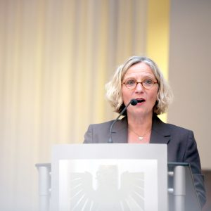 2018 Laudatorin Chantal Louis